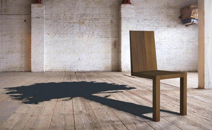 The Tree Shadow Chair